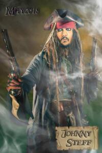 Evenement Besançon Capitaine Jack