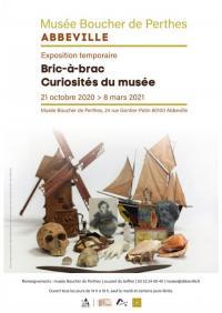 Evenement Somme Bric-à-brac  Curiosités du musée