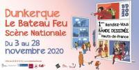 Evenement Dunkerque 1ers rendez-vous de la bande dessinée des Hauts-de-France - Exposition à Dunkerque