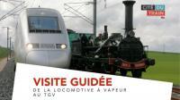 Evenement Mulhouse Visite guidée : de la locomotive à vapeur au TGV