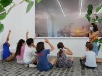 Evenement Metz Frac pour les Kids | Visite à petits pas