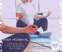 Evenement Poitiers Yoga prénatal ( les dates peuvent s'adapter à vos disponibilités)