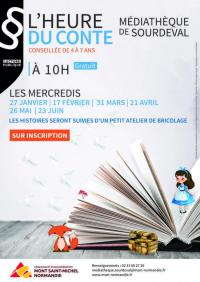 Evenement Champ du Boult [Lecture] L'heure du conte