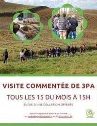 Evenement Fontenilles Visite commentée de 3PA