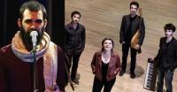 Evenement Trébrivan Youenn Lange / Lellig Annie Ebrel Quartet