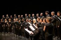 Evenement Bonneville la Louvet Les choeurs sacrés de Poulenc / Villette / Britten, par L'Ensemble Accentus (32 chanteurs)