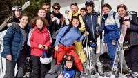 Evenement Mandailles Saint Julien Camp Ski-Prière n1