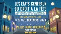 Evenement Nantes De l'utilité des lieux culturels et festifs en temps de crise.
