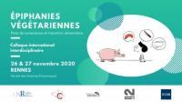 Evenement Rennes Colloque « Epiphanies végétariennes. De la prise de conscience à la transition alimentaire »