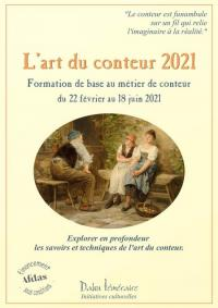 Evenement Saint Denis L'Art du Conteur o Formation de base au métier de conteur