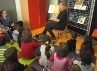 Evenement Saint Maurice d'Ibie Croc'livres sur le thème relire le monde  !