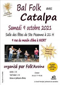 Evenement Deux Sèvres Bal trad Folk'Avoine