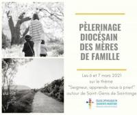 Evenement Coulonges Pèlerinage diocésaine des mères de famille
