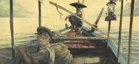 Evenement Plancoët Exposition Théodore Poussin de Franck Le Gall