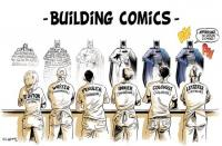 Evenement Plancoët Exposition Comics : dans la tête d'un auteur