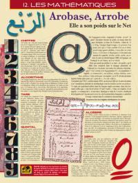 Evenement Cresserons Différée : Exposition les mots français d'origine arabe