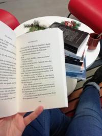 Evenement Auxant Marathon de lectures