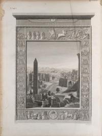 Evenement Cruas Découvert de la Description de l'Egypte