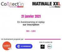 Evenement Loudéac Connect'in Lorient - MATINALE XXL