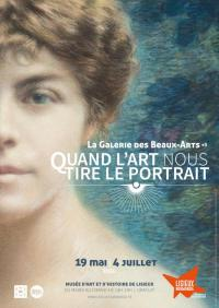Evenement Le Mesnil Germain La Galerie des Beaux-Arts #3, Quand l'art nous tire le portrait