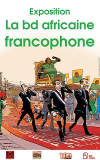 Evenement Loir et Cher Exposition La BD africaine francophone
