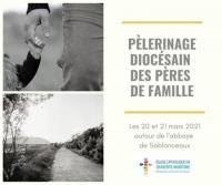 Evenement Thénac Pèlerinage diocésain des pères de famille