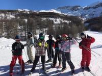 Evenement Saint Pons Séjour colos apprenantes ski avec découverte de la montagne