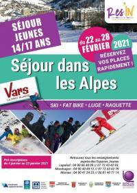 Evenement Saint Clément sur Durance Séjour dans les Alpes
