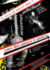 Evenement Tourouzelle Musique, danse, théâtre...Viens créer un spectacle avec des artistes et monte sur scène