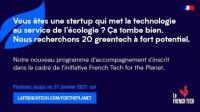 Evenement Saint Péray French Tech for the Planet