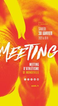 Evenement Rocquancourt Meeting Athlétisme de Mondeville - 30 janvier 2021