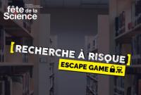 Evenement Reux Escape game : recherche à risque
