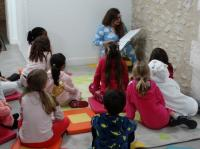 Evenement L'Isle d'Espagnac Lectures Goûter en pyjama