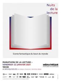 Evenement Tournay sur Odon Relire le monde à travers les contes : Marathon de la lecture