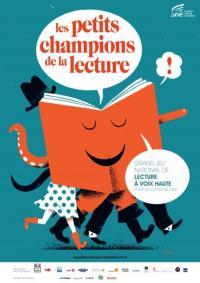 Evenement Cours les Barres Les p'tits champions de la lecture