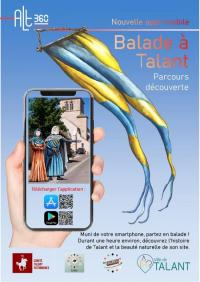 Evenement Rouvres en Plaine Appli mobile Balade à Talant
