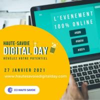 Evenement Cruseilles Haute-Savoie Digital Day