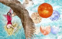 Evenement Mornay sur Allier Maëlstrom, l'aube du monde : contes illustrés