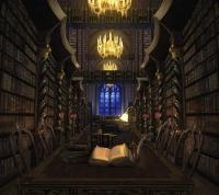 Evenement Trélévern Chasse au trésor dans la bibliothèque de Poudlard