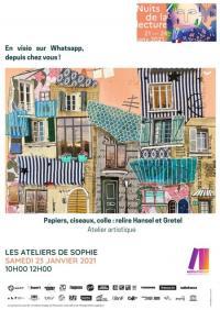 Evenement Trois Monts Papier, ciseaux, colle : relire Hansel et Gretel