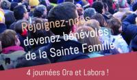 Evenement Montagnac Montpezat Journées Ora et Labora