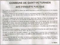 Evenement Pressignac ALIENATION CHEMINS RURAUX