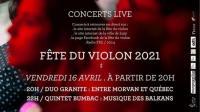 Evenement Saint Martin des Lais Fête du violon de Luzy