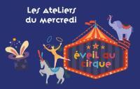 Evenement Jouet sur l'Aubois Atelier d'éveil au cirque / Les Ateliers du Mercredi