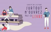 Evenement Jouet sur l'Aubois Surtout n'ouvrez pas ce livre ! / Comité de lecture