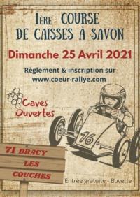 Evenement Chassagne Montrachet 1ère Course de Caisses à Savon