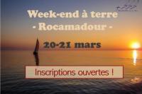 Evenement Pinsac Week-end à terre - Rocamadour