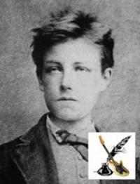 Evenement Drap Sur un air de musique , une poésie «ma bohème» Arthur Rimbaud