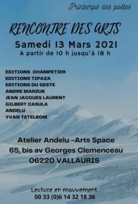 Evenement Prads Haute Bléone Rencontre des arts - Vallauris