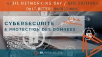 Evenement Haute Vienne 3iL Networking Days - Do IT Better : Les clés de la cybersécurité